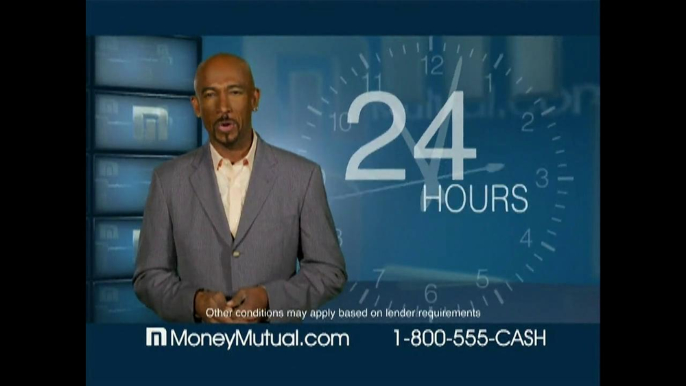 Money Mutual TV Spot 'Past Due' feat. Montel Williams - Screenshot 7