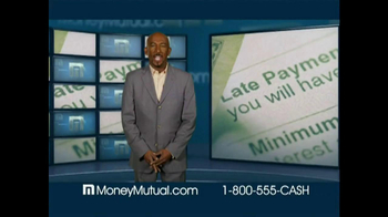 Money Mutual TV Spot 'Past Due' feat. Montel Williams - Thumbnail 1