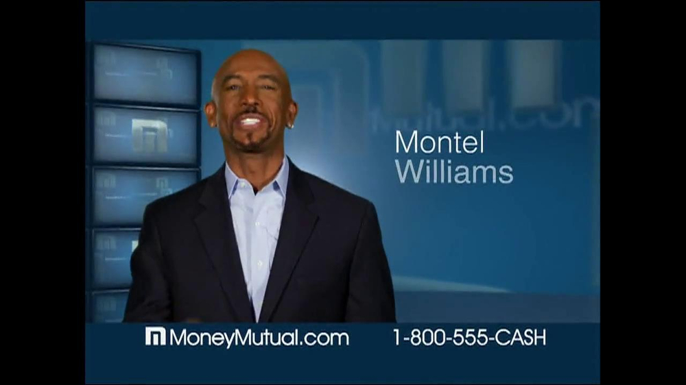 Money Mutual TV Commercial, 39;Fast Extra Cash39; feat. Montel Williams