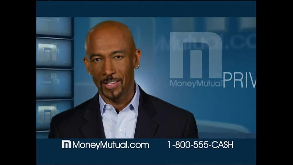 Money Mutual TV Spot, 'Fast Extra Cash' feat. Montel Williams thumbnail