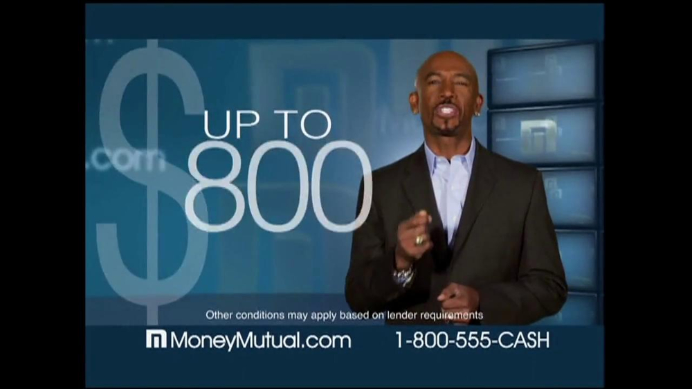 Money Mutual TV Commercial, 39;Bills39; Featuring Montel Williams  iSpot