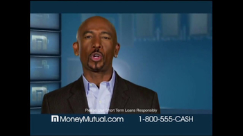 Money Mutual TV Spot, 'Bills' Featuring Montel Williams thumbnail