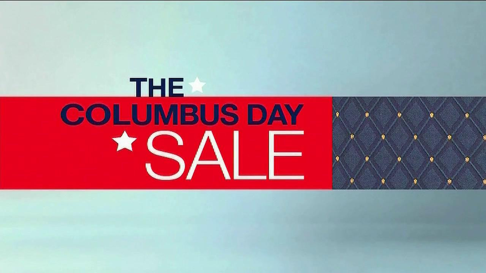 La z boy columbus day sale tv spot 39 redecorating for Redecorating sale
