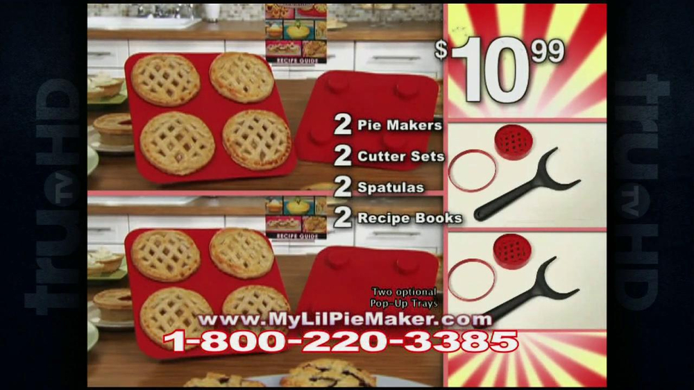 My Lil Pie Maker TV Spot - Screenshot 8
