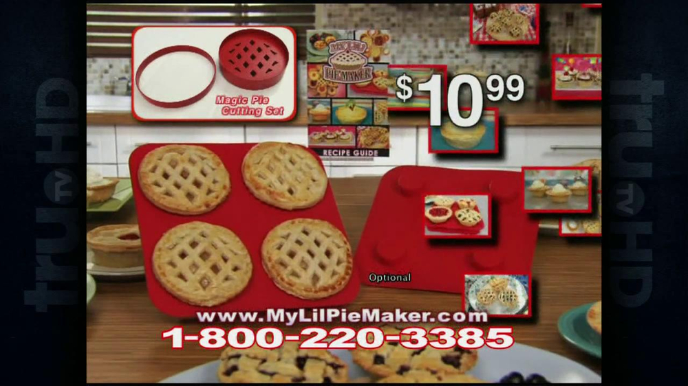 My Lil Pie Maker TV Spot - Screenshot 6