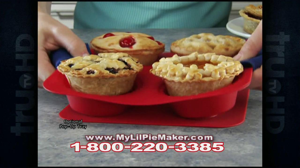 My Lil Pie Maker TV Spot - Screenshot 7