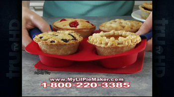 My Lil Pie Maker TV Spot - Thumbnail 7