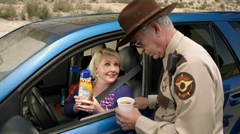 International Delight TV Spot, 'State Trooper'
