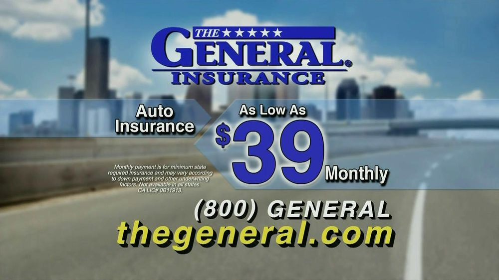 The General Car Insurance Quote Anonymous