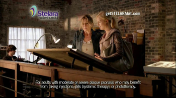 Stelara TV Spot Featuring CariDee English - Thumbnail 2