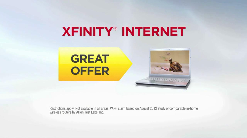 Comcast Xfinity Internet Only Deals