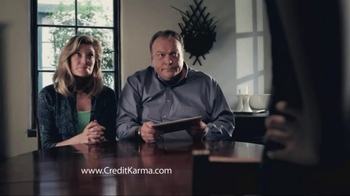 Credit Karma TV Spot, 'Parent Report Card'