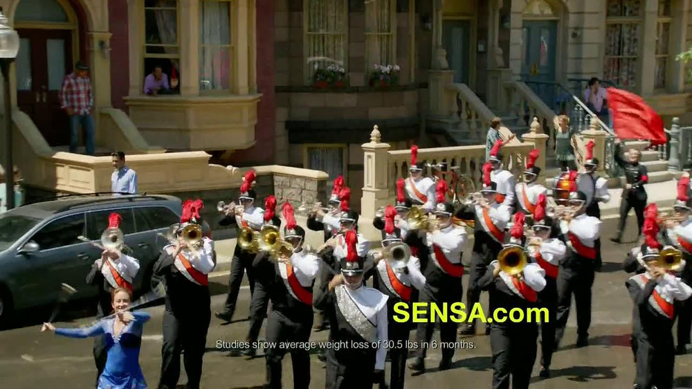 Sensa TV Spot, 'Drive-In' - Screenshot 8