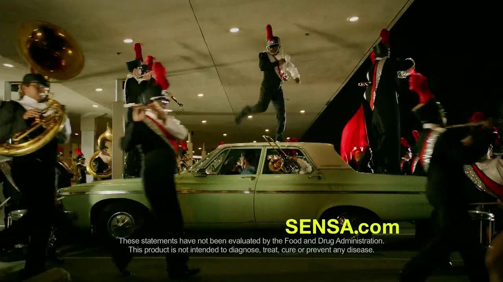 Sensa TV Spot, 'Drive-In' - Screenshot 3