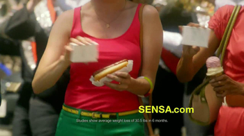 Sensa TV Spot, 'Drive-In' - Thumbnail 7