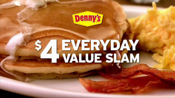 Denny's Everyday Value Slam TV Spot - Thumbnail 5