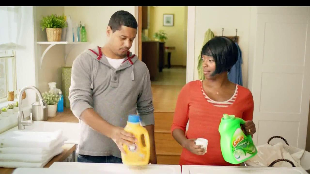 Gain Detergent With Clean Boost Tv Commercial Sheet Hog