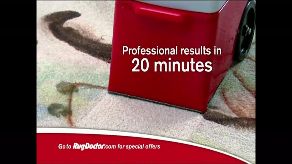 Rug Doctor TV Commercial For New Carpet Look - iSpot.tv
