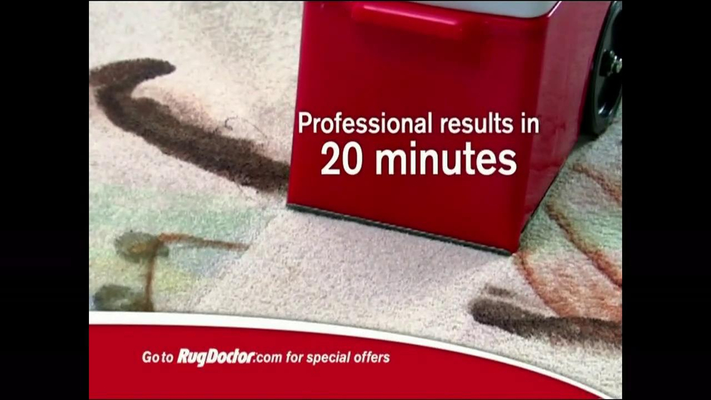 Rug Doctor Tv Commercial For New Carpet Look Ispot Tv