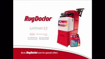 Rug Doctor Tv Commercial For New Carpet Look