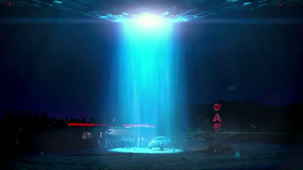 Pepsi TV Spot 'Close Encounters' - Screenshot 5