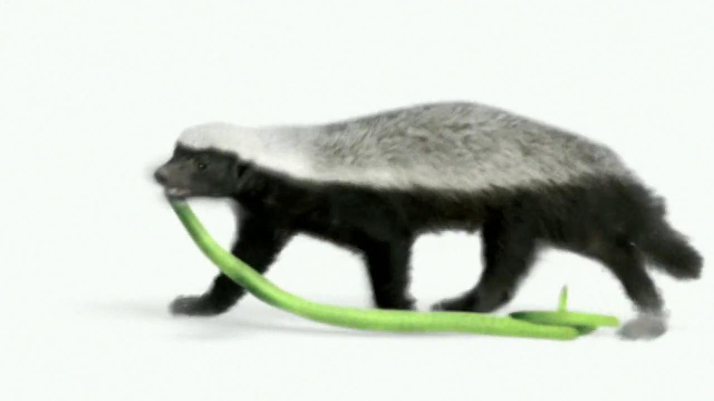 Wonderful Pistachios TV Spot 'Honey Badger' - Screenshot 4