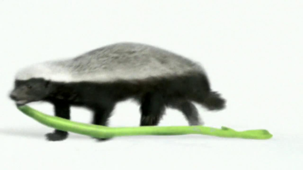 Wonderful Pistachios TV Spot 'Honey Badger' - Screenshot 5