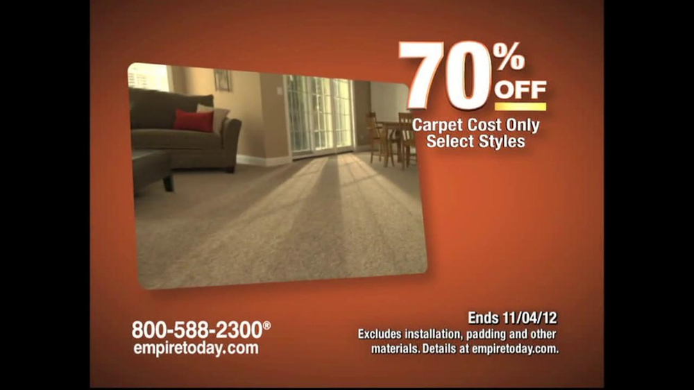 empire today warehouse sale tv commercial