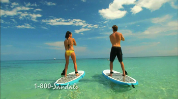 Sandals Resorts TV Ad 'Sandals has More'