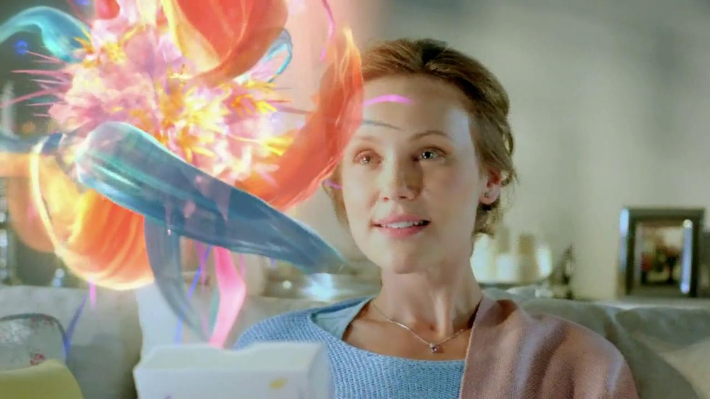 Kleenex Care Pack TV Spot, 'Get Well' - Screenshot 7
