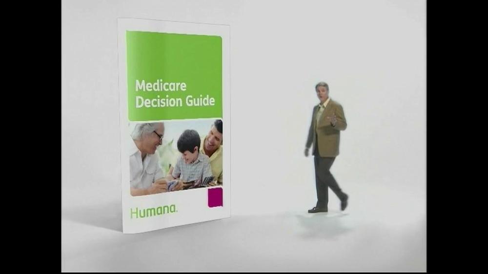 Aarp Medicare Supplement Plan >> Humana Medicare Advantage Plan TV Spot, 'Big Book' - Screenshot 1