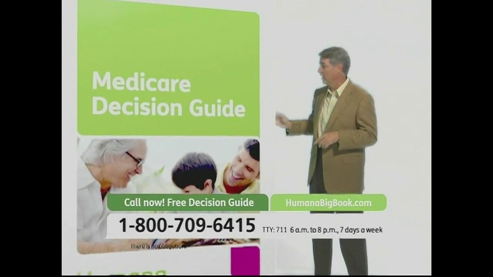 Humana Medicare Advantage Plan TV Spot, 'Big Book' - Screenshot 3