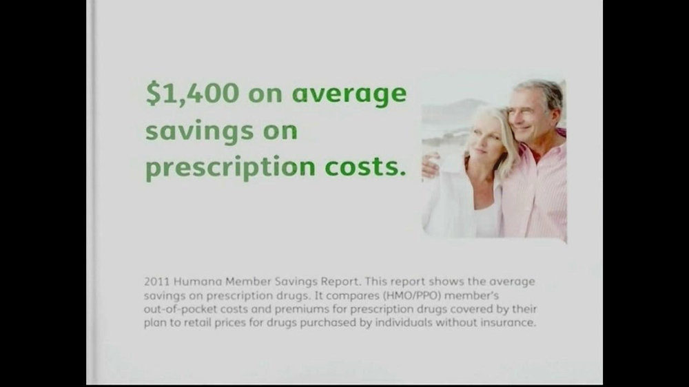 Humana Medicare Advantage Plan TV Spot, 'Big Book' - Screenshot 4