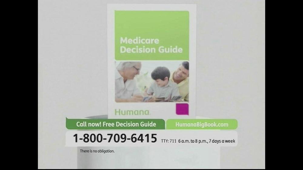 Humana Medicare Advantage Plan TV Spot, 'Big Book' - Screenshot 6