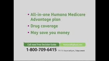 Humana Medicare Advantage Plan TV Spot, 'Big Book' - Thumbnail 2