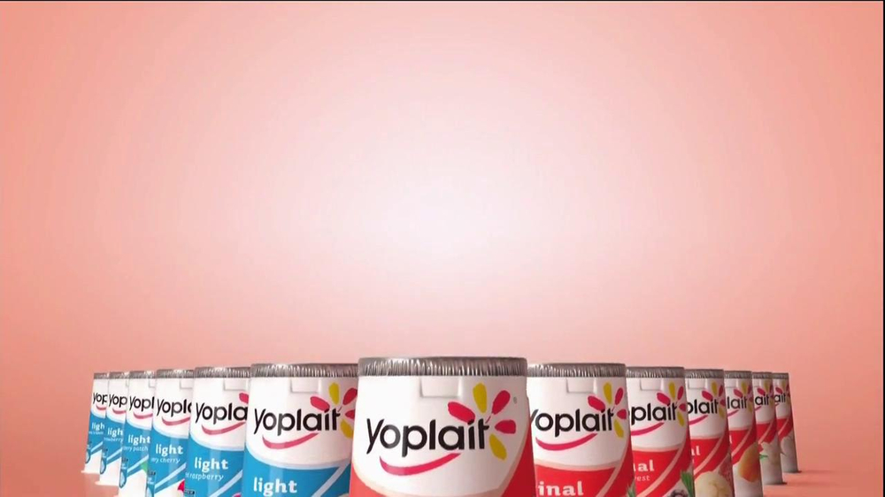 Yoplait Original Mountain Blueberry TV Spot, 'Feel Even Better' - Screenshot 3