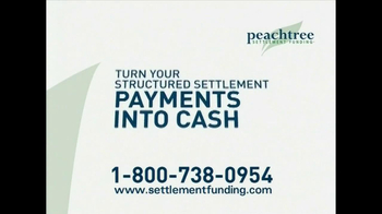 Peachtree Financial TV Spot 'Cash Now'