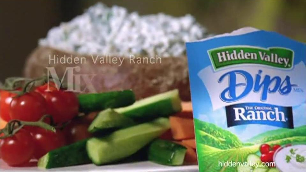 how to make ranch dressing with hidden valley dip mix
