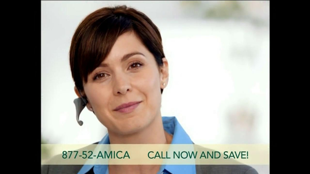 Amica tv commercial 39 value 39 for Is amica insurance good
