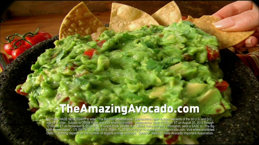Avocados From Mexico TV Spot, 'Guacaole' - Screenshot 9