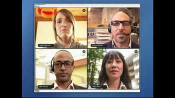 Go To Meeting HD Faces TV Spot, 'Building Relationships with GoToMeeting'
