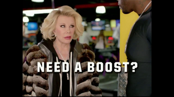 SK Energy TV Spot Featuring Joan Rivers and 50 Cent