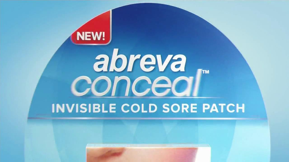 Abreva Conceal TV Spot - Screenshot 3