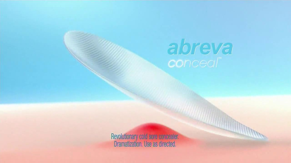 Abreva Conceal TV Spot - Screenshot 6