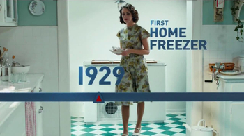 Frigidaire Gallery Orbit Clean Dishwasher TV Spot thumbnail