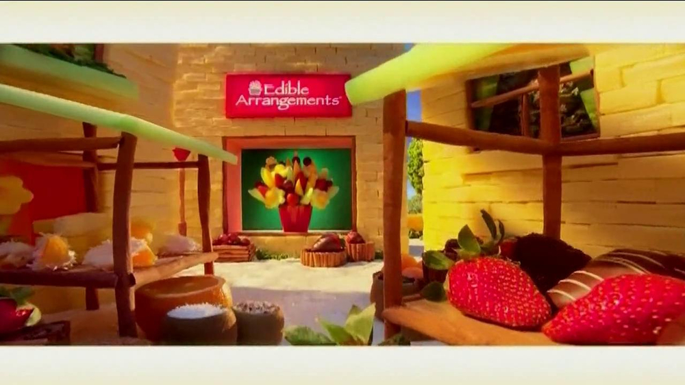 Edible Arrangements TV Spot 'Chocolate Strawberries' - Screenshot 2
