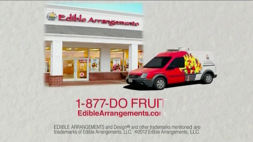 Edible Arrangements TV Spot 'Chocolate Strawberries' - Screenshot 9