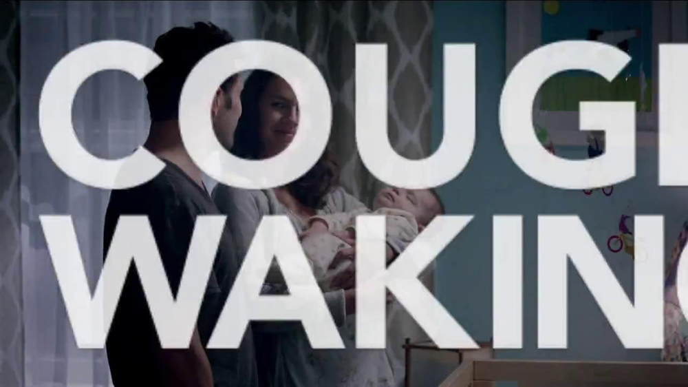 Robitussin TV Spot, 'Coughequence 8: Waking the Baby' - Screenshot 1