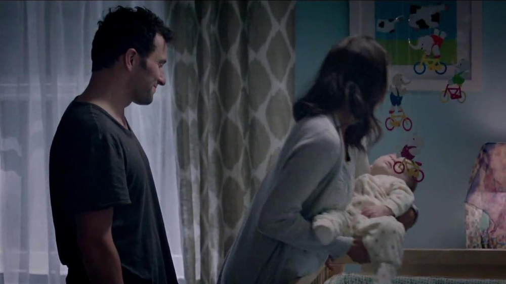 Robitussin TV Spot, 'Coughequence 8: Waking the Baby' - Screenshot 9