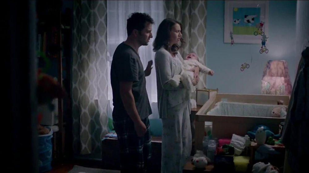 Robitussin TV Spot, 'Coughequence 8: Waking the Baby' - Screenshot 4